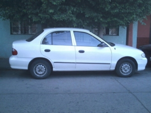 Hyundai Accent 1.5 i AT